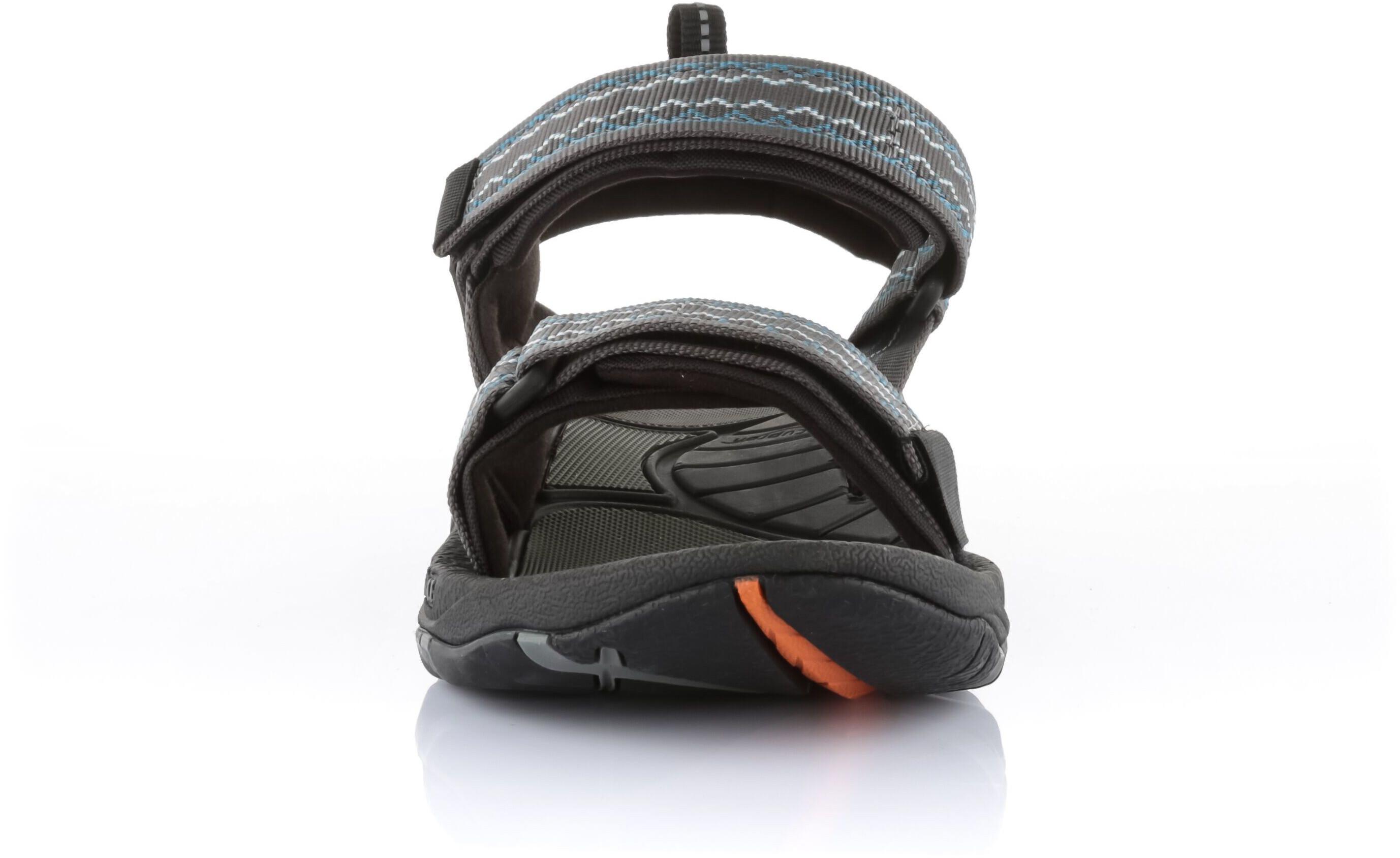 afb2921986f34b SOURCE Gobi Sandals Men oriental brown-blue at Addnature.co.uk